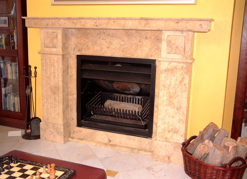 Marble Gallery - Old Style Fireplaces